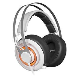 SteelSeries Siberia Elite Prism Gaming Headset-Artic White
