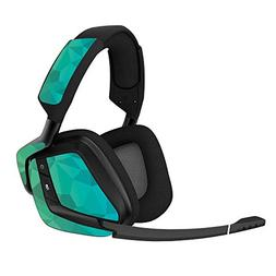 MightySkins Skin for Corsair Void Pro Gaming Headset - Blue