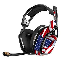 MightySkins Skin for Astro A40 Gaming Headset - Patriot | Pr