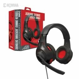 """""""SoundTac"""" Universal Gaming Headset for Switch, PS4, Xbox On"""
