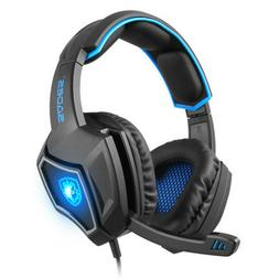 SADES Spirit Wolf  Gaming Headset with Mic Volume Control LE