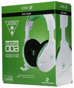 Turtle Beach Stealth 600 Gaming Headset - Xbox One - White