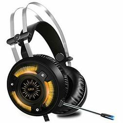 Accessories Stereo Gaming Headset For PS4, Xbox One Headset,