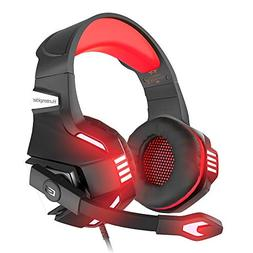 VersionTECH. Stereo Gaming Headset for Xbox One, PS4, PC, No