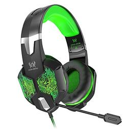 VersionTECH. Gaming Headset for New Xbox One/PS4 Controller,