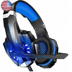 BlueFire Stereo Gaming Headset for PS4, PC, Xbox One Control