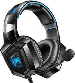 RUNMUS Stereo Gaming Headset for PS4, Xbox One, Nintendo Swi