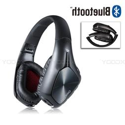ONIKUMA Stereo Gaming Headset Headphone Bluetooth w/Mic For