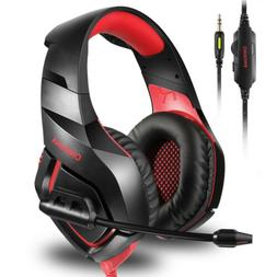 Stereo Gaming Headset Over Ears Headset For PC PS4 XBOX ONE