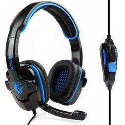 Stereo HiFi  Gaming Headphone Headset With Microphone ME333