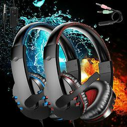 Stereo Sound Gaming Headset Headphone For PS5/Nintendo Switc