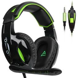 SUPSO G813 XBOX One, PS4 Gaming Headset 3.5mm wired Over-ear