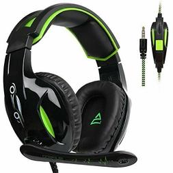 SUPSOO G813 Xbox One Headset PS4 Gaming Headset Gaming Over