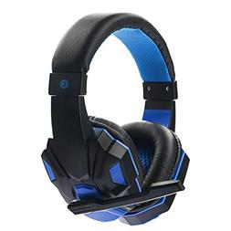 YJYdada Surround Stereo Gaming Headset Headband Headphone 3.