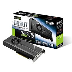 Asus TURBO-GTX1080-8G GeForce GTX 1080 Graphic Card - 1.61 G