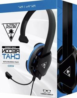 Turtle Beach Recon Chat Gaming Headset for PS4 Pro, PS4