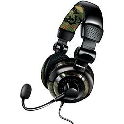 dreamGEAR Universal Elite Camo Headset for PS4, PS3, Xbox 36