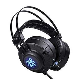 Universal Gaming Headset with Noise Cancelling, Retractable