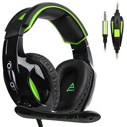 Updated SUPSOO Xbox One Gaming Headset 3.5mm Wired Over-Ear