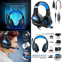 Bluefire Upgraded Professional Ps4 Gaming Headset 3.5Mm Wire