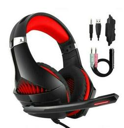 Bluefire Upgraded Professional PS4 Gaming Headset! RED. New