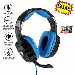 USB Gaming headset A70 Over-Ear Stereo Gaming Headset w/ Mic