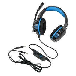 V3 Gaming Headset for PS4 Xbox One Gaming Headphones w/ Mic