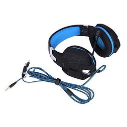 Alloet New Vibration Professional Gaming Headphone Games Hea