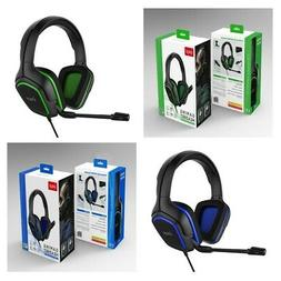 Wired Over Ears Gaming Headset 3.5mm Noise Cancelling with M