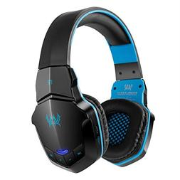 SUImeito Wireless Bluetooth Stereo Gaming Headphone KOTION E