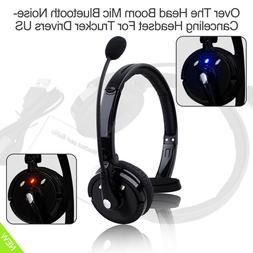 Wireless Gaming Headphones Bluetooth Headset Over Ear Noise