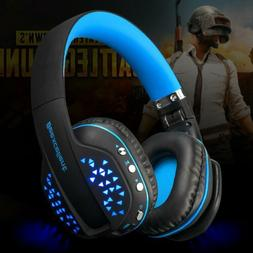 Beexcellent Wireless Gaming Headset MIC Headphones for PC La