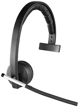 Logitech Wireless Headset H820e Single-E