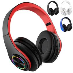 Wireless Pro Gaming Headset W/Mic Headphones for Xbox One Se