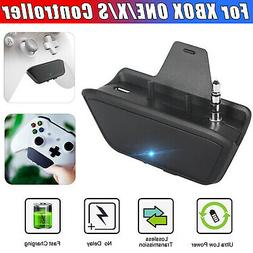Wireless Stereo Headset Headphone Audio Game Adapter For XBO