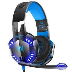 wires Gaming Headphone  PC Laptop PS4 XBox One Headset LED L