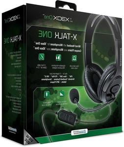 X-Talk One Wired Headset with Microphone for Xbox One - Xbox
