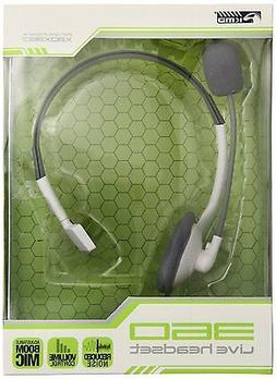 Xbox 360 Live Gaming Headset with Mic KMD Brand New