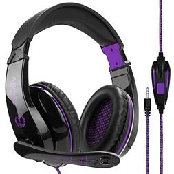 Anivia A9 PS4 Gaming Headset Stereo PC Computer Headphones