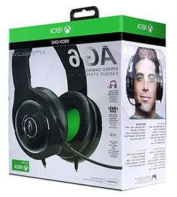 PDP Xbox One Afterglow AG 6 Wired Gaming Headset, 048-103-NA