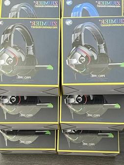 ziumier gaming headset xbox one headset ps4